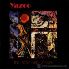 Discos de vinilo: YAZOO - THE OTHER SIDE OF LOVE / ODE TO BOY (SG 7') NUEVO. Lote 28345182