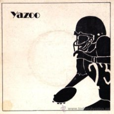 Discos de vinilo: YAZOO - ONLY YOU / SITUATION (SG 7') . Lote 28345233