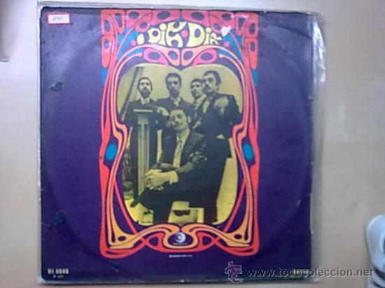 LP I DIK DIK 1968 DISCO PSICODELICO EL DISCO MÁS BUSCADO ORIGINAL DISCO Y PORTADA VGVG+ (Música - Discos - LP Vinilo - Pop - Rock Extranjero de los 50 y 60)