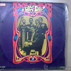 Discos de vinilo: LP I DIK DIK 1968 DISCO PSICODELICO EL DISCO MÁS BUSCADO ORIGINAL DISCO Y PORTADA VGVG+. Lote 28349119