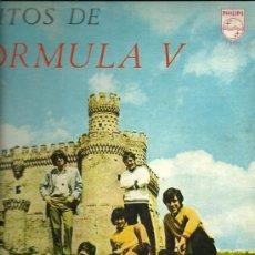 Discos de vinilo: FORMULA V LP SELLO PHILIPS EDITADO EN VENEZUELA.. Lote 28368599