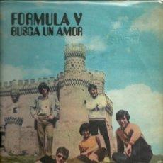 Discos de vinilo: FORMULA V LP SELLO PHILIPS EDITADO EN CHILE.. Lote 28368614