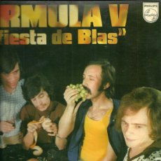 Discos de vinilo: FORMULA V LP SELLO PHILIPS EDITADO EN ESPAÑA AÑO 1974.. Lote 28368658