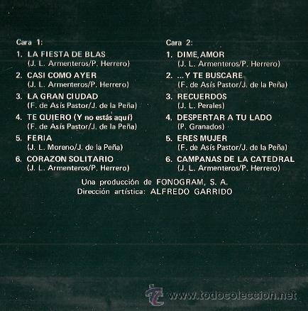 Discos de vinilo: FORMULA V LP SELLO PHILIPS EDITADO EN ESPAÑA AÑO 1974. - Foto 2 - 28368658