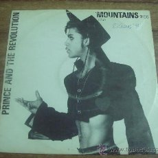 Discos de vinilo: PRINCE AND THE REVOLUTION.-MOUNTAINS.-EXTENDED VERSION.-AÑO 1986.-WARNER BROS RECORDS.-. Lote 28399420