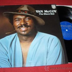 Discos de vinilo: VAN MCCOY THE DISCO KID LP 1976 PHILIPS EDICION ESPAÑOLA EXCELENTE ESTADO. Lote 28399512