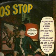 Discos de vinilo: LOS STOP LP SELLO BELTER AÑO 1968. Lote 28388099