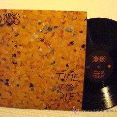 Discos de vinilo: THE DODOS - '' TIME TO DIE '' LP + LINK EU. Lote 28391407