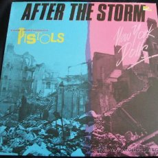 Discos de vinilo: AFTER THE STORM SEX PISTOLS/NEW YORK DOLLS. Lote 28391498