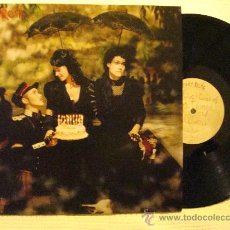 Discos de vinilo: COCOROSIE - '' THE ADVENTURES OF GHOSTHORSE AND STILLBORN '' LP. Lote 28391504