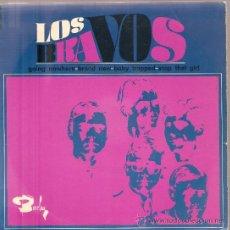 Discos de vinilo: EP LOS BRAVOS : GOING NOWHERE + 3 - EDITADO EN FRANCIA. Lote 28391833