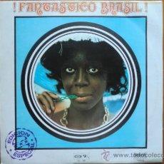 Discos de vinilo: LP ¡FANTÁSTICO BRASIL! (1.972) EDICIÓN ESPECIAL. CÍRCULO DE LECTORES.. Lote 28391887
