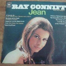 Discos de vinilo: RAY CONNIFF AND THE SINGERS.-JEAN.-EDITA CBS.-AÑO 1970.-. Lote 28400416