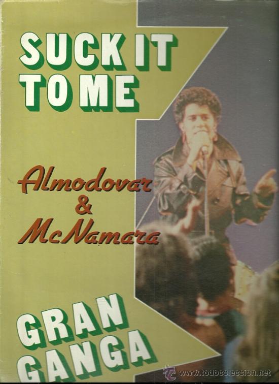 ALMODOVAR & MCNAMARA MAXI-SINGLE SELLO VICTORIA AÑO 1982 (Música - Discos de Vinilo - Maxi Singles - Grupos Españoles de los 70 y 80)