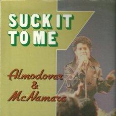 Discos de vinilo: ALMODOVAR & MCNAMARA MAXI-SINGLE SELLO VICTORIA AÑO 1982. Lote 28408649