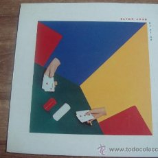 Discos de vinilo: ELTON JOHN.-21 AT 33.-FONOGRAM.-AÑO 1980.-. Lote 28411640