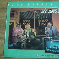 Discos de vinilo: ALAN SORRENTI.-DI NOTTE.-CBS.-AÑO 1980.-. Lote 28422179