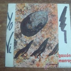 Discos de vinilo: JESUS GASCON MONROY.-YO VI.-IBEROFON.-AÑO 1991.-. Lote 28426481
