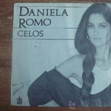 Discos de vinilo: DANIELA ROMO.-CELOS.-HISPAVOX.-AÑO 1983.-. Lote 28435088