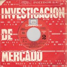 Discos de vinilo: THE WHO - OBERTURA + 3 (EP DE 4 CANCIONES) POLYDOR 1975 - PROMO! - EX. Lote 28449577