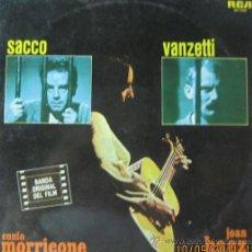 Discos de vinilo: SACCO & VANZETTI - JOAN BAEZ. Lote 28465702