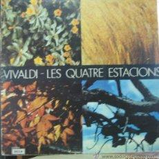 Discos de vinilo: VIVALDI - LAS CUATRO ESTACIONES. Lote 28467666