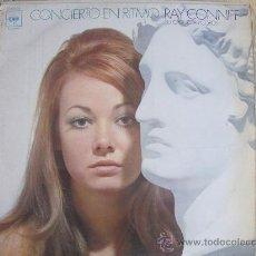 Discos de vinilo: LP - RAY CONNIFF SU ORQUESTA Y COROS - CONCIERTO EN RITMO - EDICION ESPAÑOLA, CBS 1970. Lote 194716041