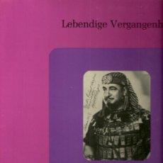 Discos de vinilo: HIPOLITO LAZARO LP SELLO LEBENDIGE EDITADO EN AUSTRIA. . Lote 28472504