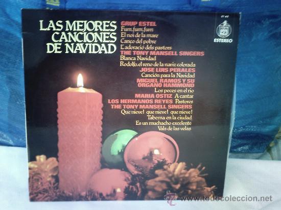 Canciones de navidad de artistas