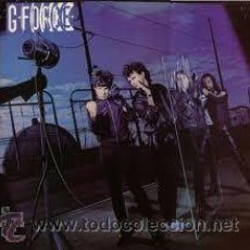 Discos de vinilo: GARY MOORE - G-FORCE - (ESPAÑA-VICTORIA-1987) HEAVY HARD ROCK LP. Lote 28493636