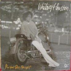 Discos de vinilo: WHITNEY HOUSTON - I'M YOR BABY TONIGHT ( MAXISINGLE ). Lote 28508298