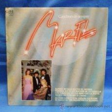 Discos de vinilo: LP - MARFIL - CANCIONES DE SIEMPRE - AÑO 1976 - R- EP. Lote 28521441