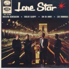 Discos de vinilo: LONE STAR,NUESTRA GENERACION DEL 66. Lote 28527388