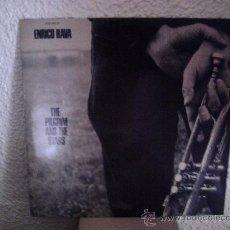 Discos de vinilo: ENRICO RAVA - THE PILGRIM AND THE STARS - LP ECM RECORDS – ECM 1063 ST - ESPAÑA 1979. Lote 28542561