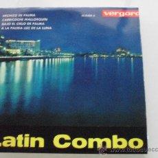Discos de vinilo: LATIN COMBO - HECHIZO DE LUNA + 3 EP 1963. Lote 28545239