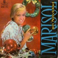 Discos de vinilo: MARISOL EN NAVIDAD - EP SINGLE VINILO 7'' - LOS TRES ANGELITOS + 3 - EDICIÓN ESPAÑA - MONTILLA 1960. Lote 53506304