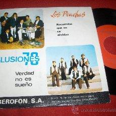 Discos de vinilo: TUNA DE SAN JUAN DE DIOS/ILUSIONES 70/ LOS PRACHAS 7 EP 1970 PRIVADO RARO!! . Lote 34524889
