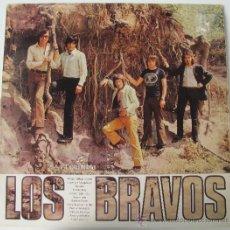 Discos de vinilo: LOS BRAVOS - LP CIRCULO DE LECTORES 1970. Lote 28550853