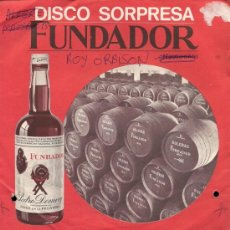 Discos de vinilo: ROY ORBISON / BOBBY JOHNSON & THE ATOMS - EP - FUNDADOR, 1969. Lote 28569049