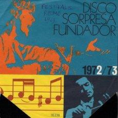 Discos de vinilo: FESTIVAL DE SAN REMO 69 - EP - FUNDADOR 1969 - FAUSTO LEALI, IVA ZANICCHI.... Lote 28569402