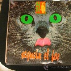 Discos de vinilo: I-6. SEGUEIX EL JOC. PICAP 1991. LP. ROCK CATALÀ. Lote 28572480