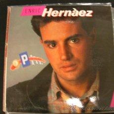 Discos de vinilo: ENRIC HERNAEZ. PARQUING. FONOMUSIC 1986. LP. Lote 28572498