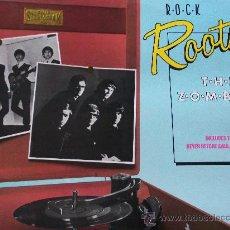 Discos de vinilo: THE ZOMBIES,ROCK ROOTS EDICION INGLESA DEL 76. Lote 28584832