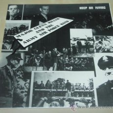 Discos de vinilo: MAJOR 'GLENN MILLER' AND THE ARMY AIR FORCE BAND ENGLAND-1978 LP33 SWING WORLD. Lote 28594331