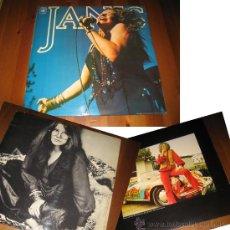 JANIS JOPLIN - CON LIBRO DE FOTOS -2 LP