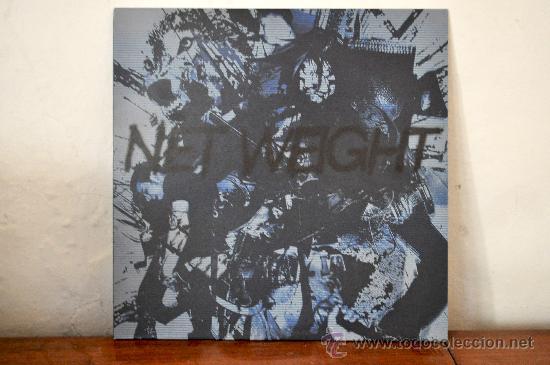 NET WEIGHT LP (Música - Discos - LP Vinilo - Grupos Españoles de los 90 a la actualidad)