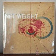 Discos de vinilo: NET WEIGHT - EL OJO Y LO QUE NO ES EL OJO. Lote 92346850