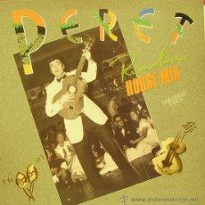 Discos de vinilo: PERET-RUMBA HOUSE MIX MAXI SINGLE VINILO 1990 SPAIN. Lote 28602621