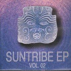 Discos de vinilo: PRINCE GAUDY / STEVEN KOL / 2000 FREAK / JAIR / - SUNTRIBE EP VOL.2 - MAXISINGLE 2001. Lote 28603171
