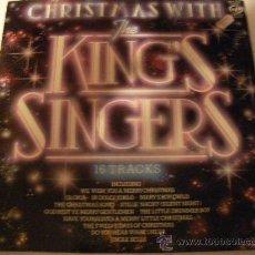 Discos de vinilo: LP THE KING´S SINGERS. Lote 28620306